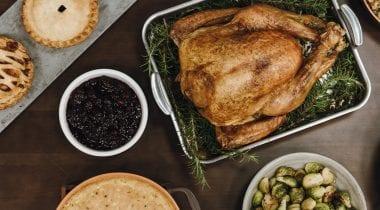 2018 Thanksgiving Feast Photo