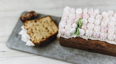 Apple Chestnut Cake