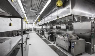 Airline catering counts on Electrolux for increased productivity, consistent food quality
