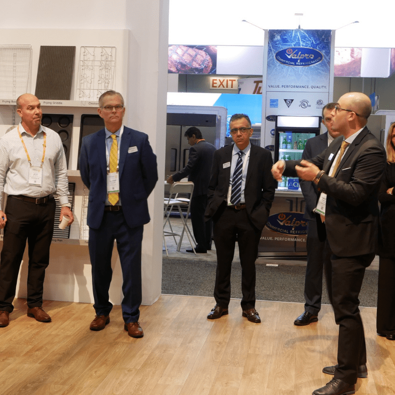 NAFEM Show 2019 - Rep presentation