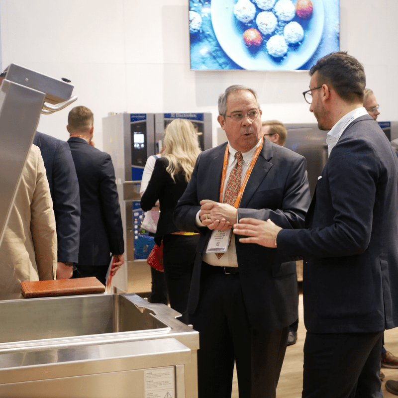 NAFEM Show 2019 On the Sales Floor