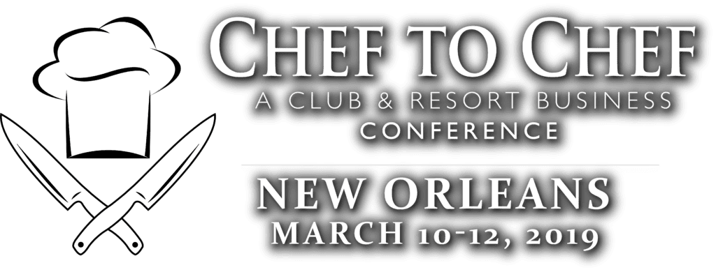 Chef to Chef Conference in New Orleans Logo