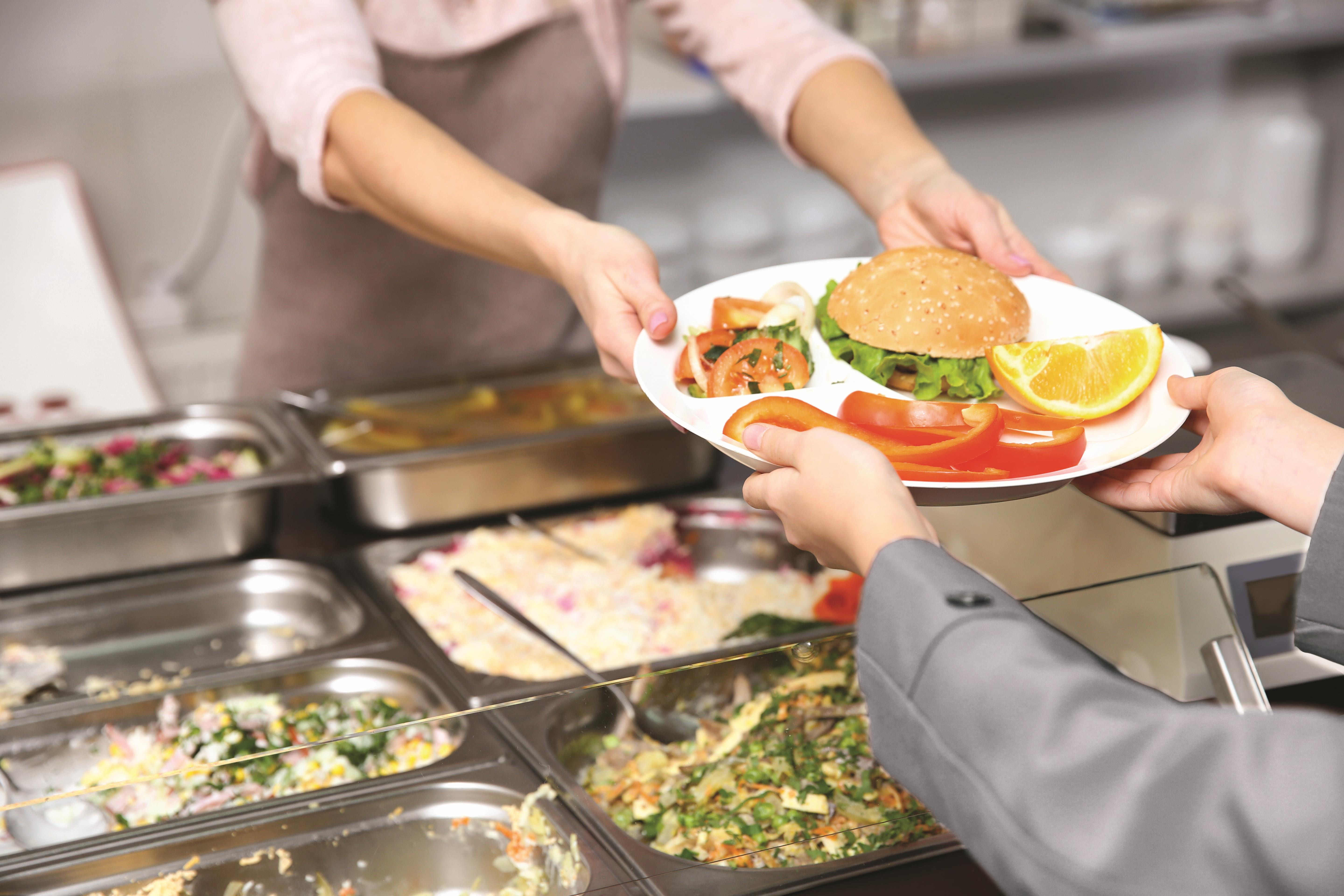 Health in a professional kitchen