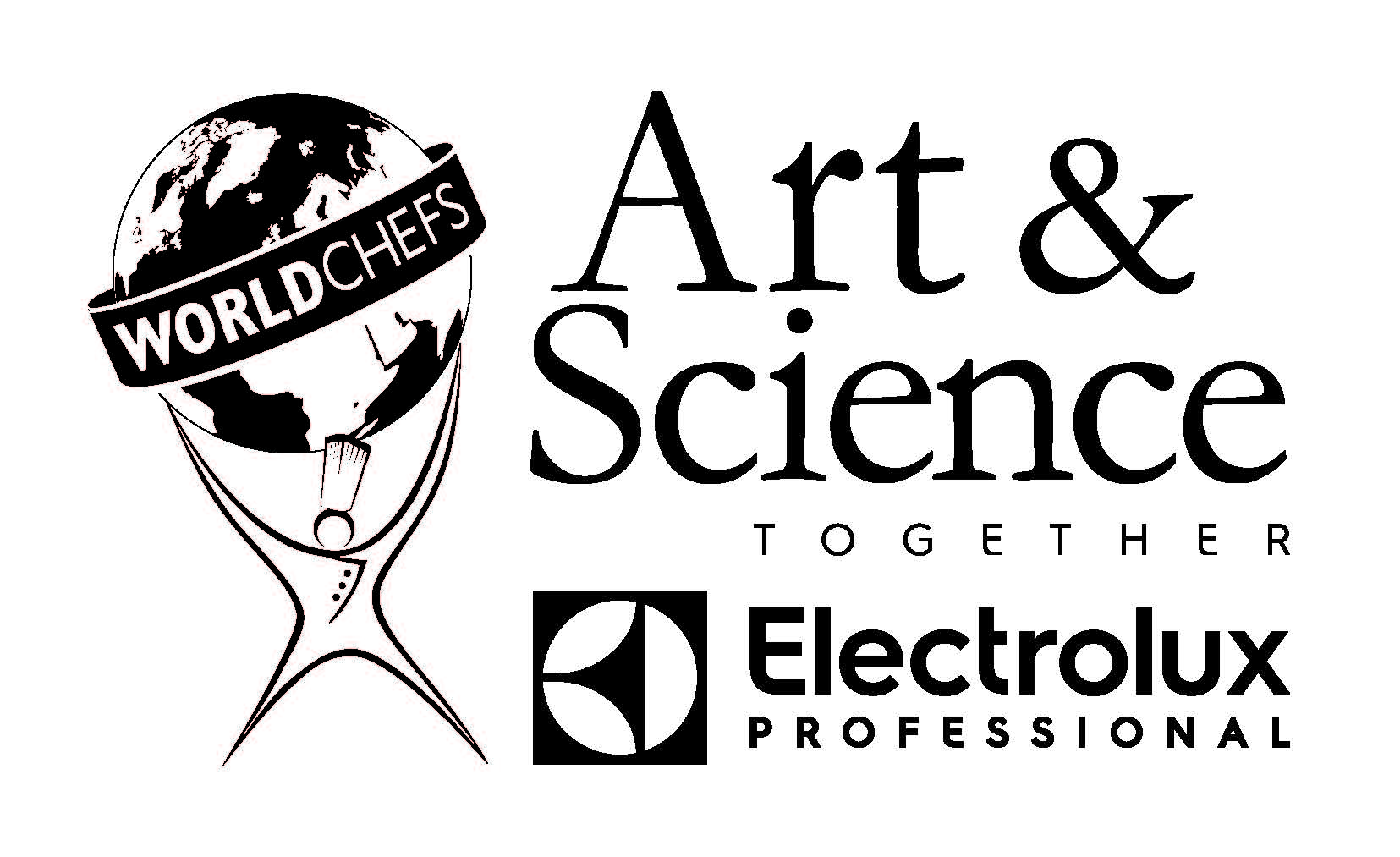Worldchefs and Electrolux Professional logo