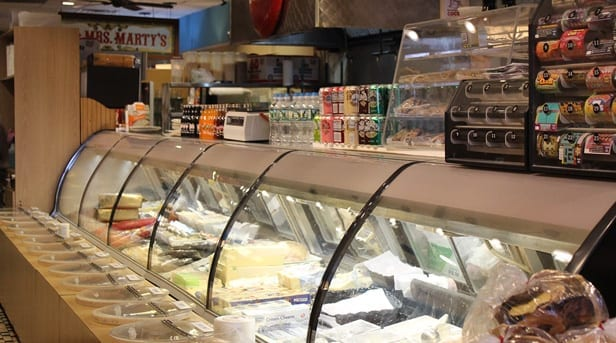 Keeping a family-owned suburban deli alive: Mrs. Marty's Deli Broomall, Pennsylvania, US