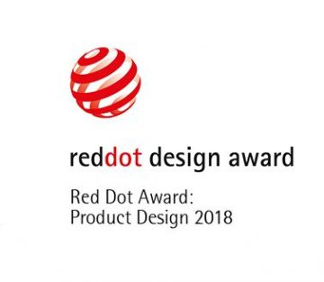 red dot award product design 2018