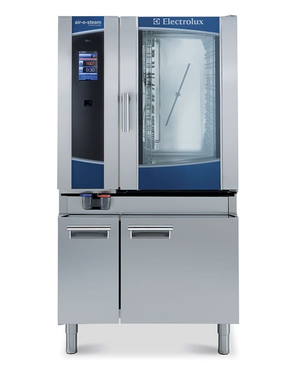 air-o-steam touchline combi oven