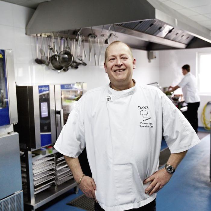 chef catering germany dantz alsheim