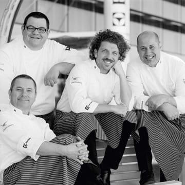 chef academy team