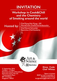 Workshop in Chemistry of Smoking - Singapore