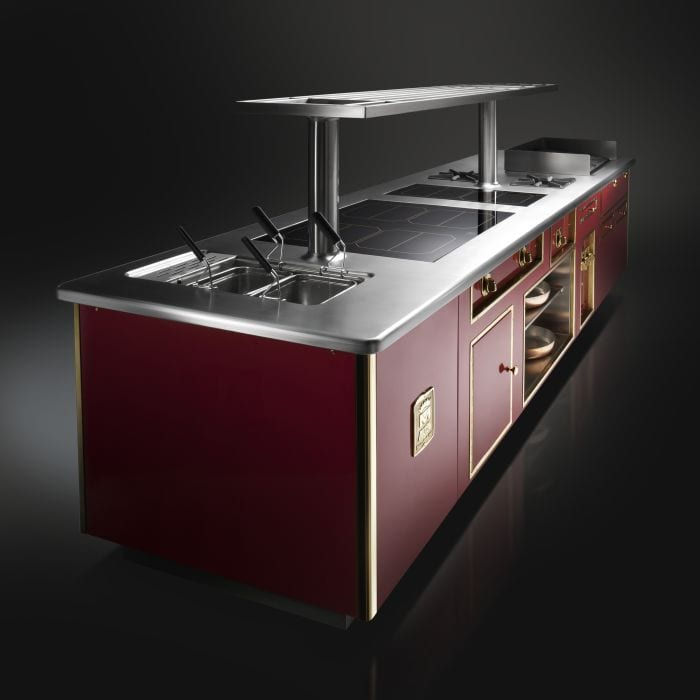 Molteni cooking ranges