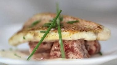 Red beetroots & biological potato gnocchi