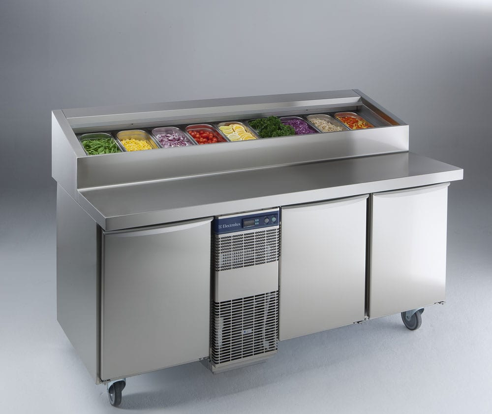 Commercial Kitchen Storage Requirements
