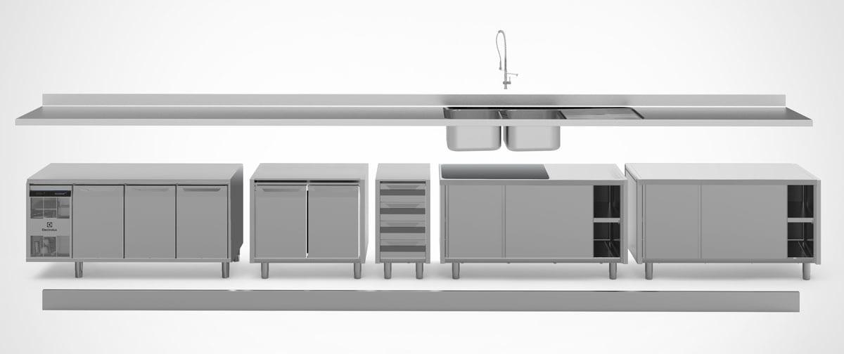 ecostore standard fabrication