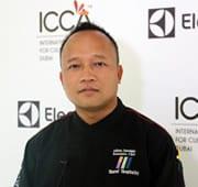Chef Adito Sasonggo