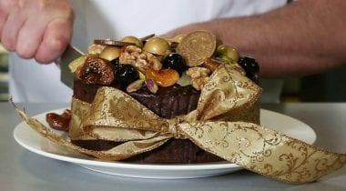 Chocolate Fruit Cake, Mark Tilling