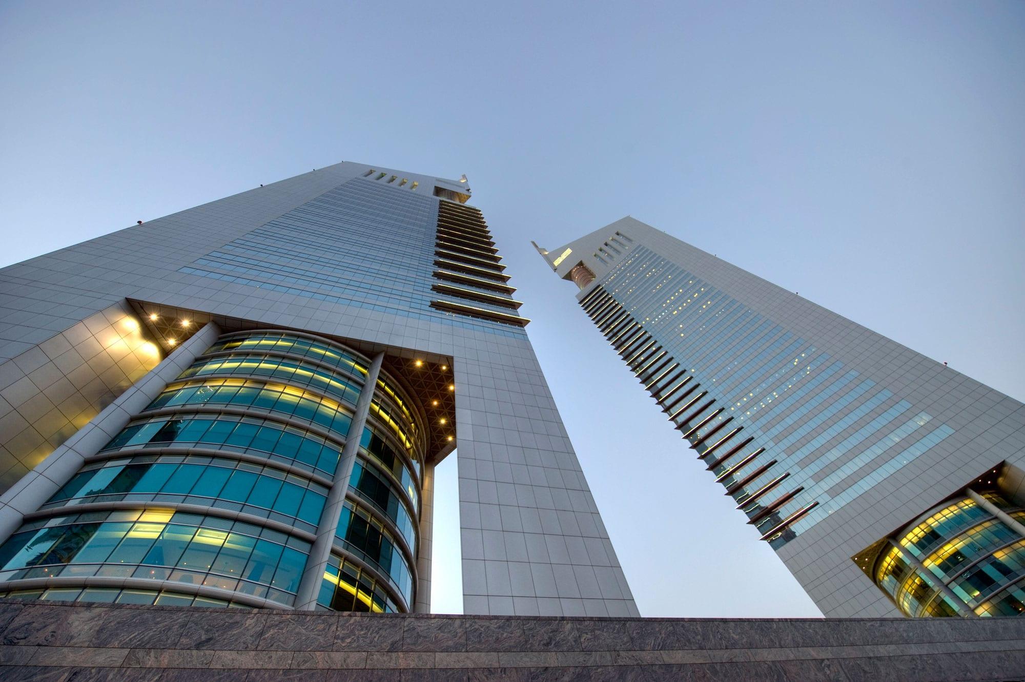Jumeirah Emirates Towers Electrolux Professional