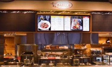 The Academia Barilla Restaurant