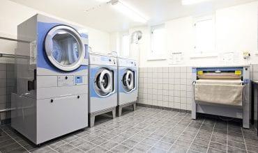Charlottenborg, multi-housing laundry
