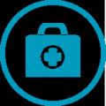 segment icon care