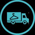 segment icons comm laundries