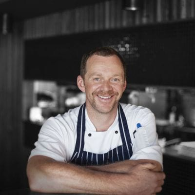 Frank Restaurant, Australia - Scott Heffernan, Chef and Co-owner