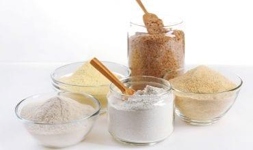 Flour no-flour in the kitchen