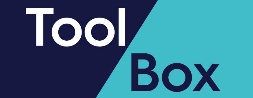 Toolbox - partners area