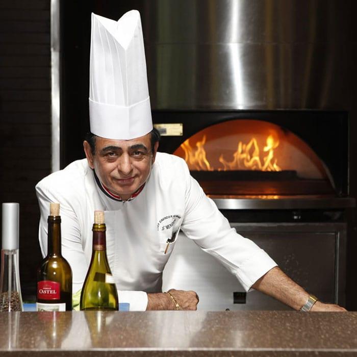 Chef Davinder Kumar