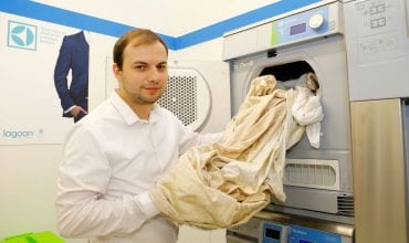 Electrolux Professional - laundry lagoon advanced care elite