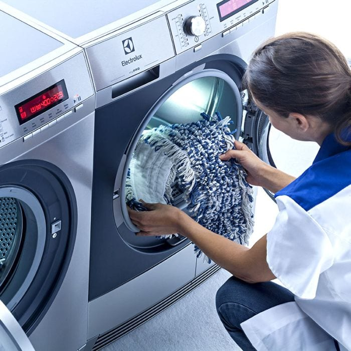 myPRO washer and dryer for smart businesses