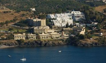 Lindos Royal Hotel Island of Rhodes Greece