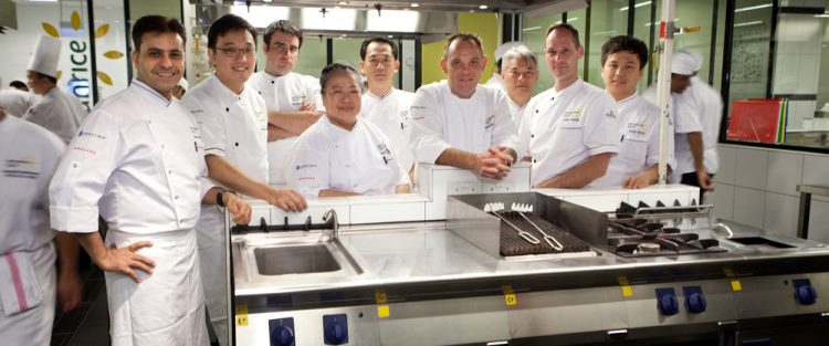 At-Sunrice GlobalChef Academy teaches Eastern and Western Cuisine with Electrolux Professional