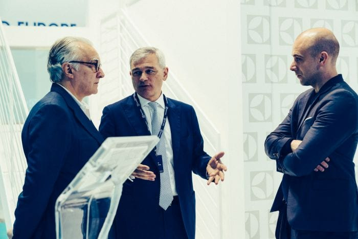 Alain Ducasse and Electrolux Professional at Host 2017