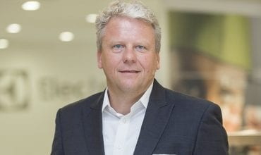 Torsten Urban, Head of Business Unit Food Service at Electrolux Professional