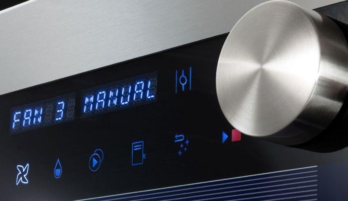 MultiSlim compact oven panel
