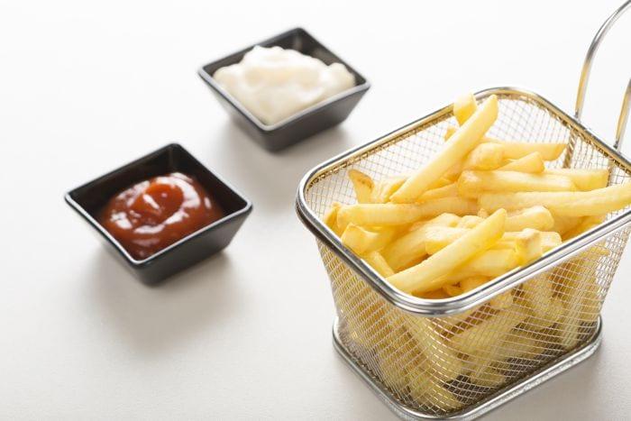 chips fried fryers