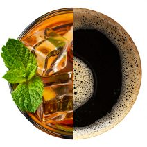 coffee tea beverage brew