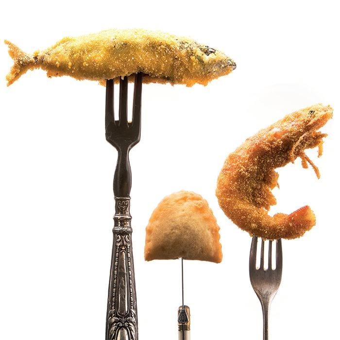 fork fryers