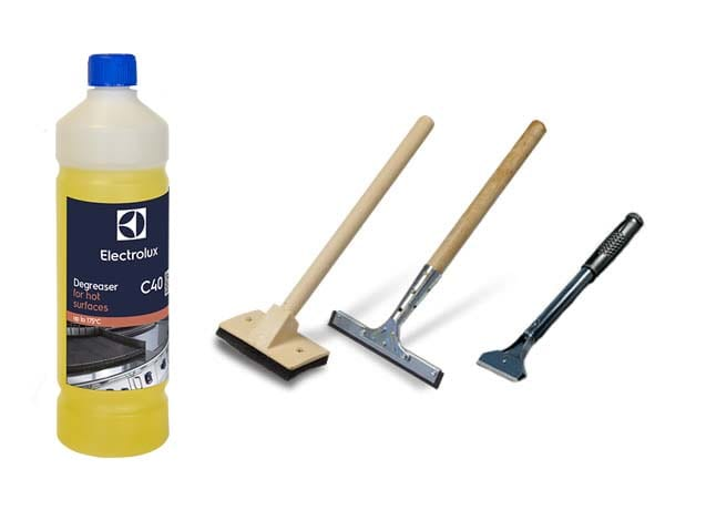 degreaser accessories and consumables