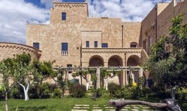 castle ugento banner