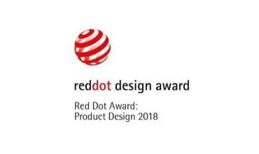 green&clean rack type Red Dot Award