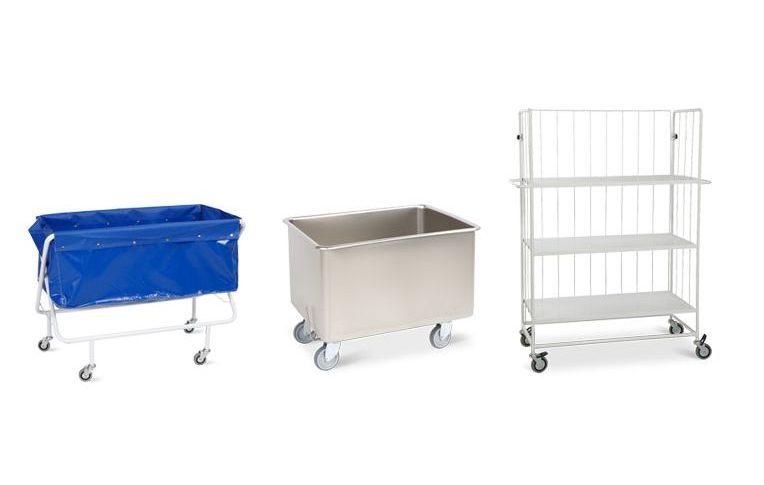 trolleys and racks