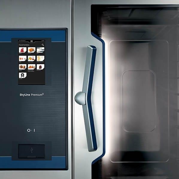 Skyline combi oven maylike