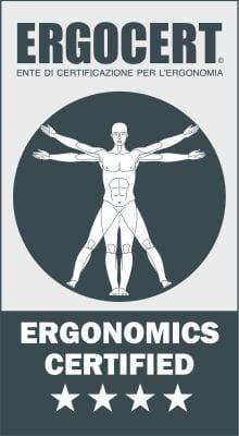 line 6000 ergocert logo