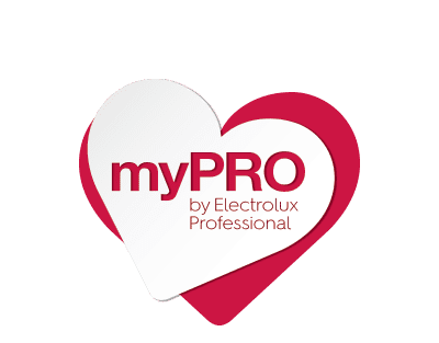 myPRO washers, dryers and steam ironers for small businesses