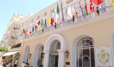 Quisisana Hotel Capri
