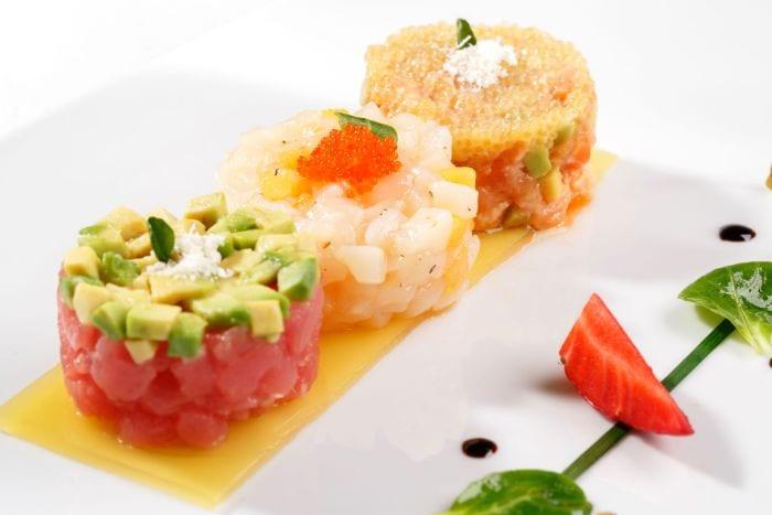 anisakis in sushi