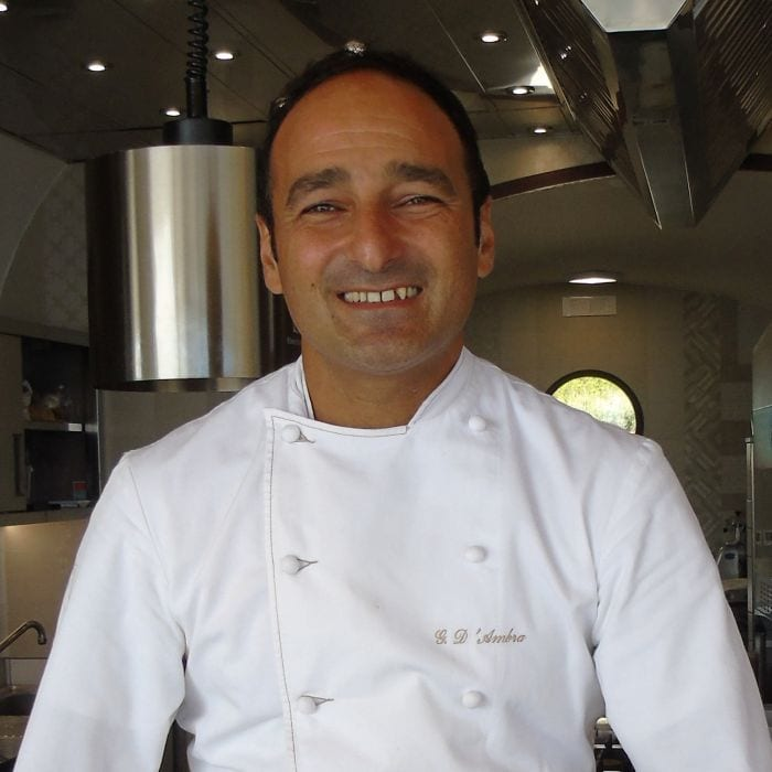 chef gianluca d'ambra