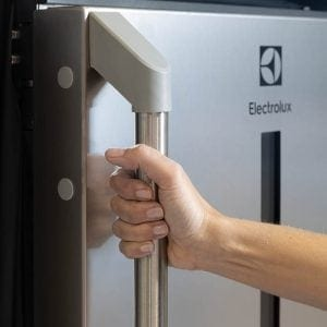 Automatic door locking line 6000 Barrier Washer